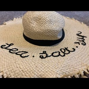Old navy Sun Hat! Sea, Salt, Sun
